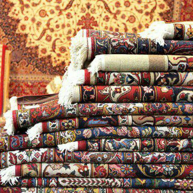 انبار کردن قالی